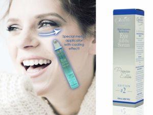Creme gegen Augenringe Develle