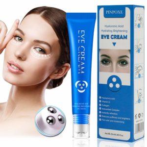 Pinpoxe Augencreme mit Hyaluronsäure
