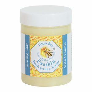 Ultra-Bee-Balsam auf weissem Grund