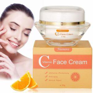 Vitamin C Creme Gesicht von Nuonove