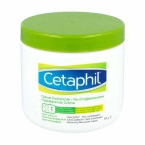 Cetaphil Neurodermitis Creme auf weissem Grund
