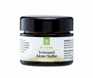 Dr. Ehrlichs Teebaumöl Akne-Salbe