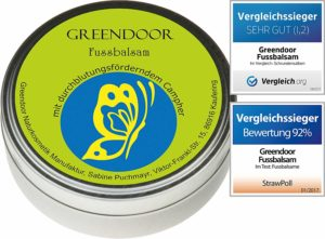 Creme gegen Pickel von Greendoor